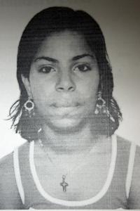 a estudante Diandra do Nascimento, 20 anos