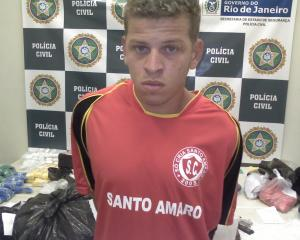 Luís Carlos Rodrigues Júnior, o Russo, 19 anos