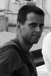 André Alexandre Azevedo, o André AZ, 34 anos, repórter-fotográfico do jornal O Dia