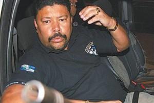 Francisco César Silva de Oliveira, o Chico Bala, expulso da PM no dia 16 de março, participou da prisão ilegal