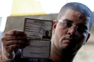 O despachante André Luiz Batista Menezes, 34 anos, denuncia que começou a ser perseguido ao não aceitar sair da cooperativa em que trabalhava para começar a fazer cobrança de taxas para o Comando Chico Bala