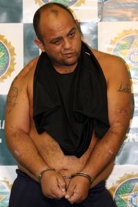 Márcio da Silva Lima, o Tola, 35 anos