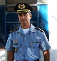 O coronel Antônio Uostom Borges Germano sai do 38º BPM (Três Rios) e vai para o RCCECS (Campo Grande)