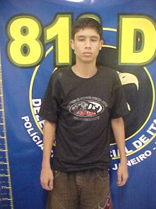 Eduardo Coutinho de Macedo, 18 anos