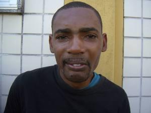 Robson de Jesus Bezerra, o Magrão, 29 anos