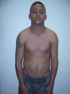 Diego Romário Grativos de Souza, 19 anos