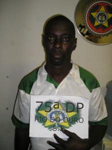 Jalis Germano, o Zumbi, 44 anos