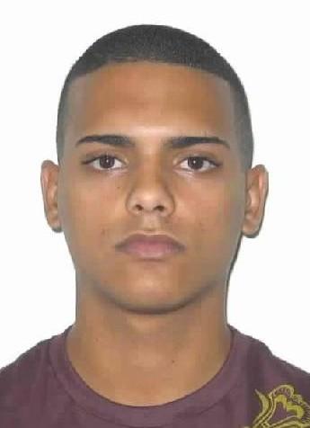 Thiago Teixeira de Lima, 21 anos