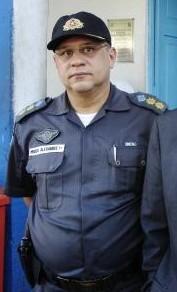 Tenente-coronel Marcos Alexandre Santos de Almeida