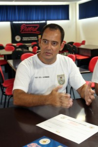 Tenente-coronel Rogério Seabra Martins