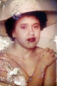 Doméstica Vera Lúcia Rodrigues, 34 anos