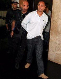Márcio dos Santos Nepomuceno, o Marcinho VP, 32 anos