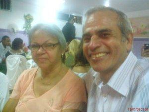 Quando souberam do crime, os pais da vendedora, o pastor Noel Joaquim Trindade e Silene Nascimento da Trindade, tiveram que receber atendimento médico