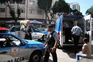 Policiamento(Largo da Segunda feira) 1