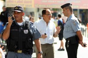 Policiamento(Largo da Segunda feira) 2