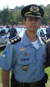 Tenente-coronel Ricardo Quemento Lobasso