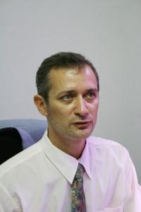 Delegado Roberto Nunes, titular da Delegacia de Roubos e Furtos (DRF)