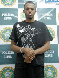 David Barbosa Campos, o Cyborg ou DVD, 23 anos