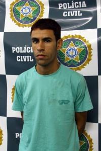 O ex-traficante Reinaldo Ramos Lobo, o Sprinter, 28 anos, está preso desde o dia 14