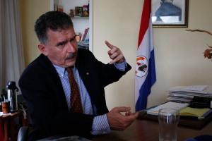 Cônsul do Paraguai no Rio, Ricardo Caballero Aquino