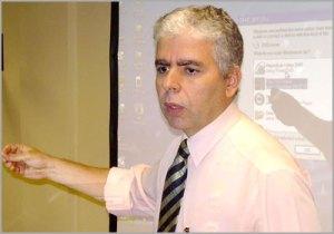 Delegado Fernando Vila Pouca, titular da DEAT