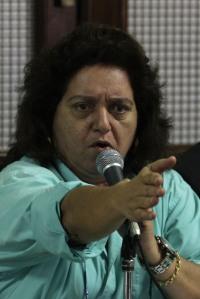 Márcia Julião, titular da 34ª DP (Bangu)
