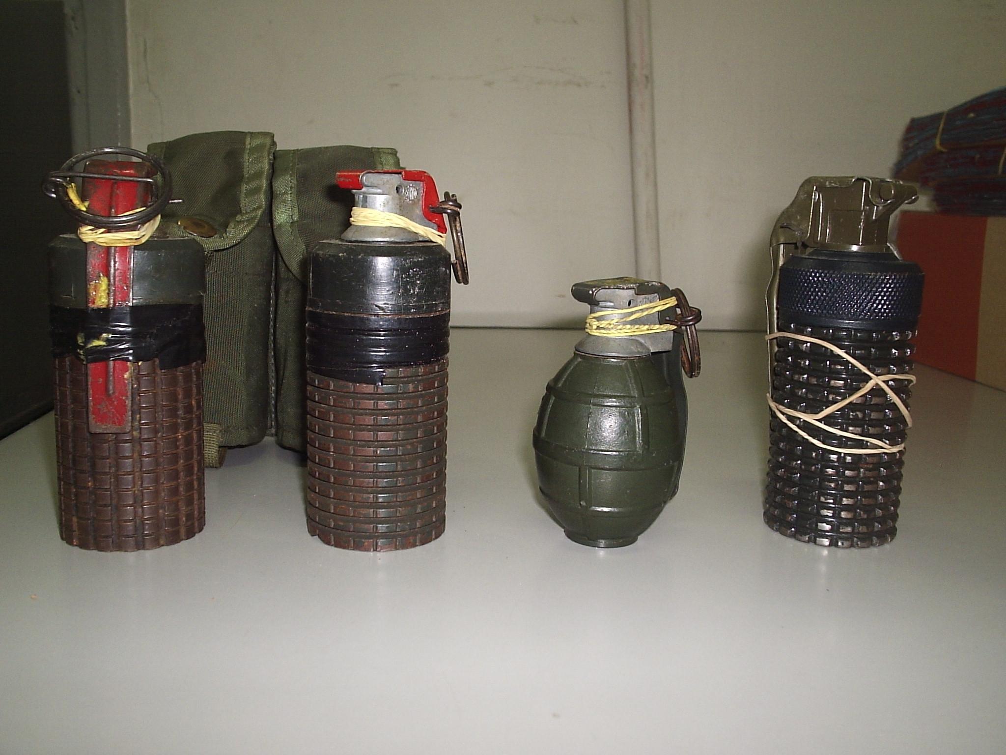 Ladr es de carga usavam granadas na zona norte pauta do dia - Paginas amarillas de granada ...