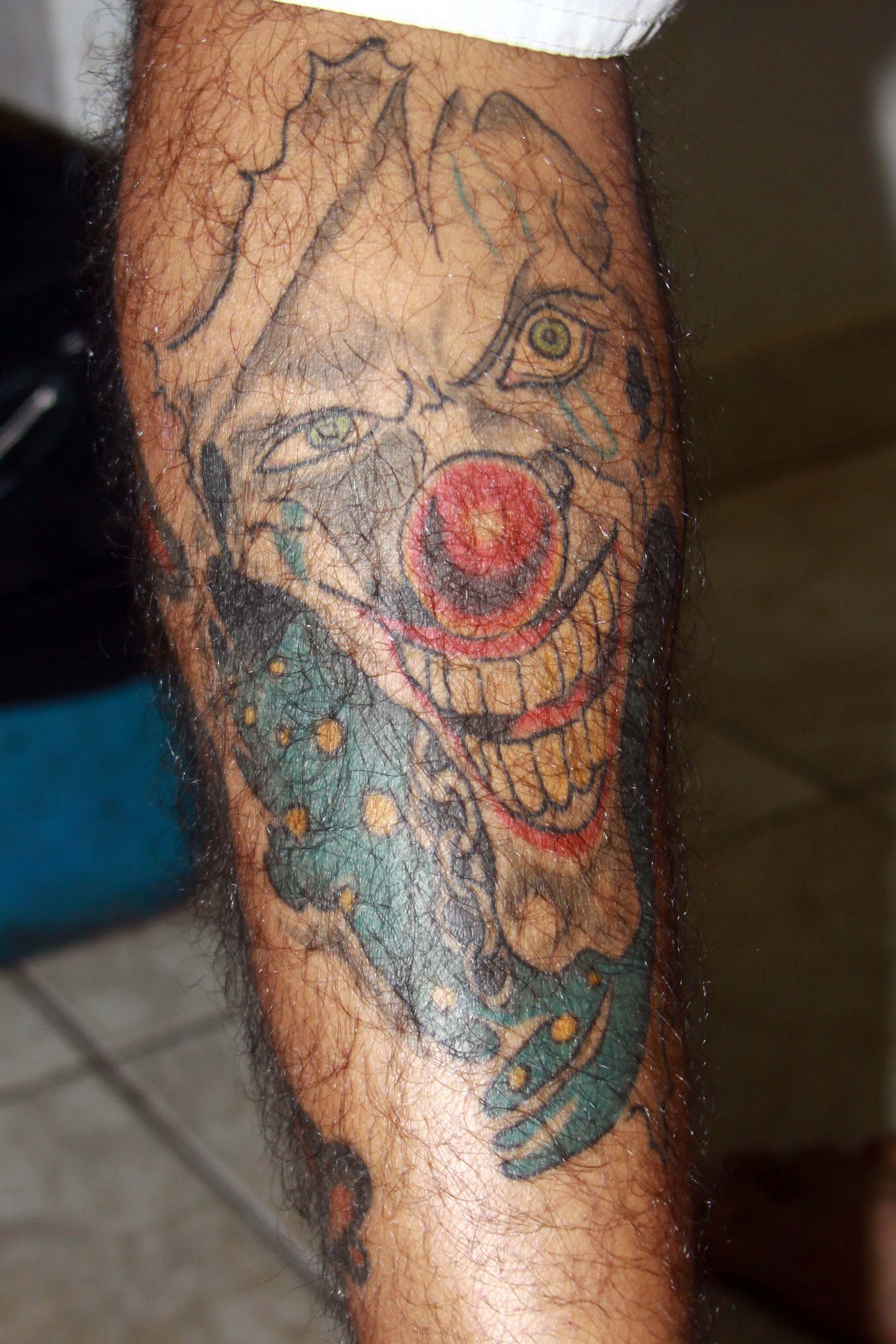 Top Coringa Matador Tattoos Tattoo's in Lists for Pinterest