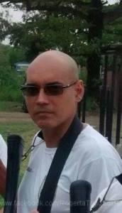 Sargento PM Marcelo Moraes, 46 anos