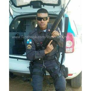 Soldado PM Pablo Victor dos Santos Lira Alves, 32 anos